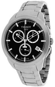 Tissot T-Sport Chronograph Date Titanium Men's Watch T0694174405100