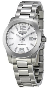 Longines Conquest Collection Women SS Watch L32774766 / L3.277.4.76.6