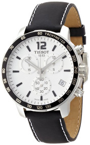 Tissot T0954171603700 T Sport Quickster Chronograph Mens Leather Watch