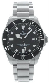 Tudor 25500TN-95820T Pelagos Automatic Black Dial Men's Titanium Watch