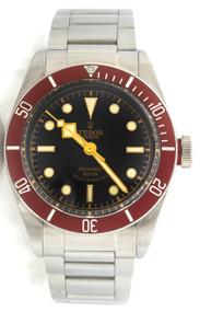 Tudor Heritage Black Bay Automatic Black Dial Men's Watch 79220R-95740