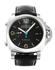 Panerai Luminor 1950 3 Days Chrono Flyback Acciaio Men Watch PAM00524