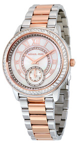Michael Kors Madelyn MK6288 Glamorous Dial Women's Two-Tone Watch