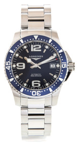 Longines HydroConquest Auto Diver Men Watch L36414966 / L3.641.4.96.6