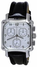 Hamilton American Classic Lloyd Chronograph Silver Men Watch H19412753