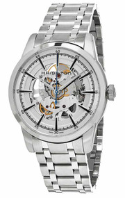 Hamilton American Classic Railroad Skeleton Automatic Watch H40655151