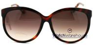 Cartier Trinity Tortoiseshell Composite Women's Sunglasses T8201071