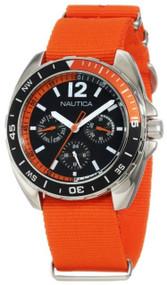 Nautica  Sport Ring Box Set Classic Enamel Bezel Watch Men's N11565G