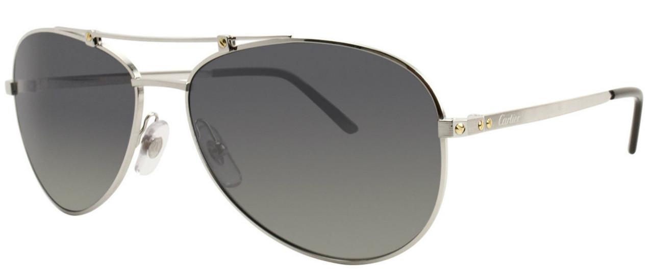 140ecc9df5 Cartier Aviator Sunglasses