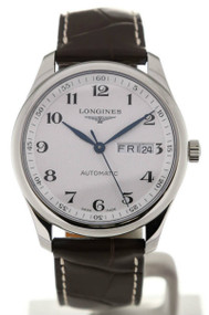 Longines Master Collection Silver Dial Watch L27554783 / L2.755.4.78.3
