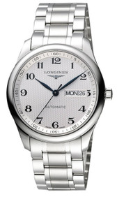 Longines Master Collection Silver Dial Watch L27554786 / L2.755.4.78.6