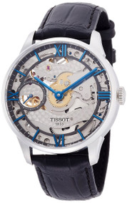Tissot Chemin Des Tourelles Squelette Transparent Watch T0994051641800