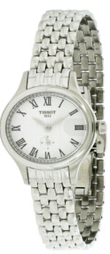 Tissot Bella Ora Piccola White Dial Steel Women Watch T1031101103300