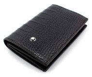 Montblanc Meisterstück Selection Leather Business Card Holder 112616