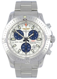 Breitling Colt Chronograph 44 Silver Dial Men Watch A7338811/G790/173A