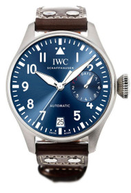 IWC Big Pilot's Edition Le Petit Prince Blue Dial Auto Watch IW500916