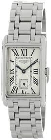 Longines DolceVita 25mm Rectangular SS Watch L57554716 / L5.755.4.71.6