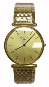Longines La Grande Classique Gold PVD Watch L47552328 / L4.755.2.32.8