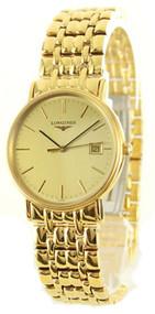 Longines La Grande Classique Gold PVD Watch L47202328 / L4.720.2.32.8