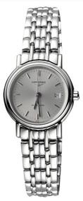 Longines Presence 25MM Steel Automatic Watch L43214726 / L4.321.4.72.6