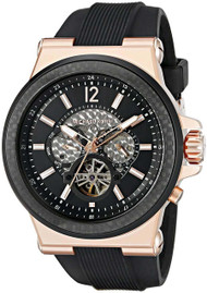 Michael Kors Dylan Chronograph Automatic Rosegold SS Men Watch MK9019