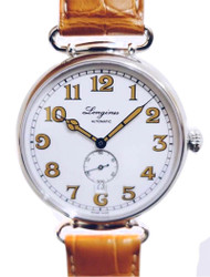 Longines Heritage 1918 38mm Automatic Watch L23094232 /  L2.309.4.23.2