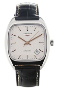Longines Heritage 1969 Cushion Auto Watch L23104720 / L2.310.4.72.0