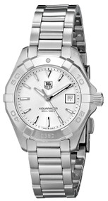 Tag Heuer Aquaracer H Shaped Links Steel Women Watch WAY1411.BA0920