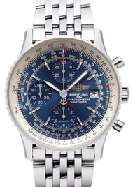 Breitling Navitimer Heritage Blue Dial 42MM Watch A1332412/C942/451A