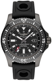 Breitling Superocean 44 Special Black Watch M1739313/BE92/227S/M20SS.1