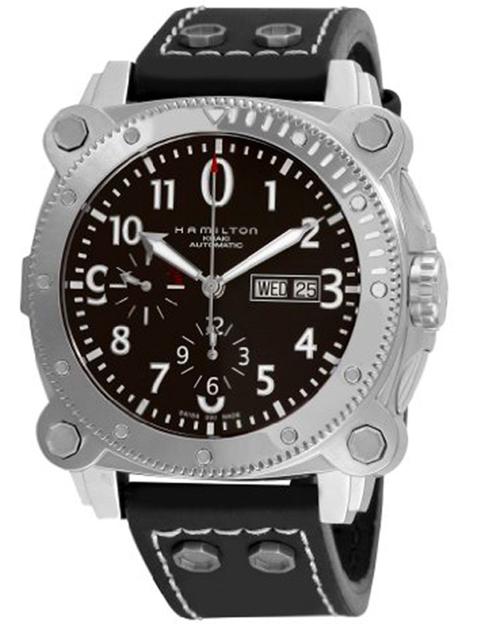 Brand new and authentic hamilton watches for men on sale for Hamilton dive watch