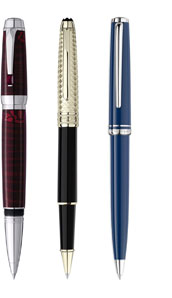 Fine Pens and Accessories from WatchWarehouse.com