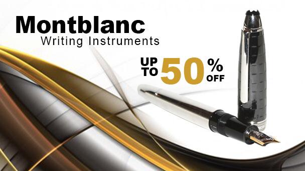 Watchwarehouse Montblanc Writing Instruments Sale