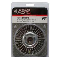 """Eagle 4"""" Stringer Bead Wheel (Stainless Steel) -BW9840"""