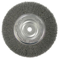 "Eagle 6"" Narrow Crimped Wire Wheel - BW605"