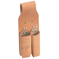 Klein Tools Leather Pliers and Rule Holder - 5118RT