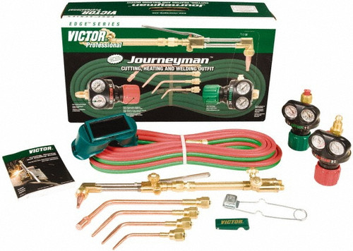 Victor Journeyman Welding Amp Cutting Outfit 0384 2035