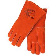 Revco Black Stallion Standard Split Cowhide Stick Welding Gloves (110)