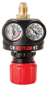 Victor Edge Series ESS3 Medium Duty Regulator - Acetylene (0781-5106)