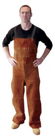 "Tillman Premium Leather Split Leg Big Apron 24"" x 54"" (5300A)"