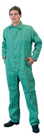 Tillman 9oz. Green Coveralls - XLG (6900)