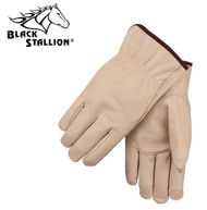 Revco Grain Cowhide Driver Gloves (93)