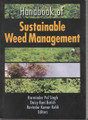 Sustainable Weed Management, Handbook of