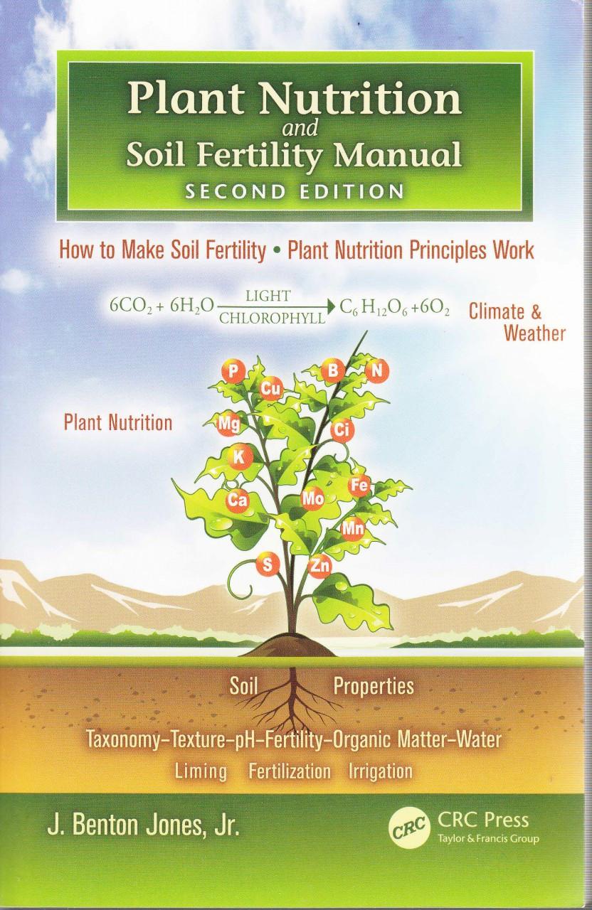Plant nutrition for Soil nutrients