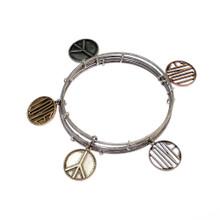 Love & Peace Bracelet