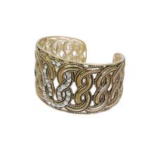 Twist Cuff Bracelet