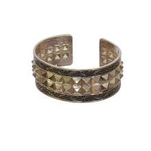 Pyramids Cuff Bracelet