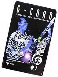 TC Electronics TC Electronic G-Force Artist Expansion Card