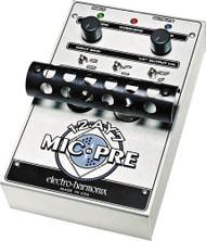 Electro-Harmonix 12AY7 MIC PRE Tube Microphone Preamp 12DC-1000 PSU included