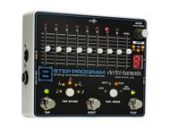 Electro-Harmonix 8-STEP PROGRAM Analog Expression/CV Sequencer  9.6DC-200 PSU included